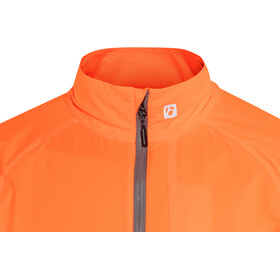 Bontrager Circuit Sykkeljakke Herre blaze orange